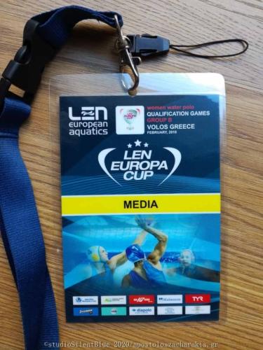LEN Europa Cup 2018