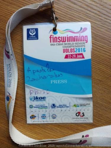 19th CMAS World Senior Finswimming Championships