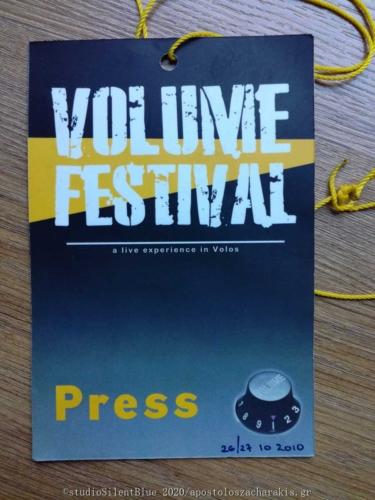 Volume Festival 2010