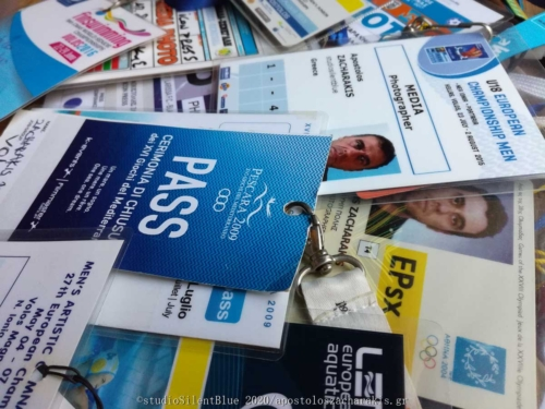 Media Accreditation Cards